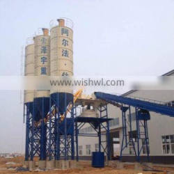 China Top Manufactory Competitive Price HLS90 Concrete Batching Plant Engineers available to service on-site for clients