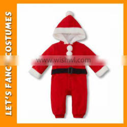 PGCC0571 Hot Sale Christmas Outfit High Quality Santa Claus Costume