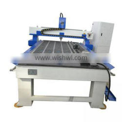 Woodworking 4 axis cnc route wood planks cutting machine