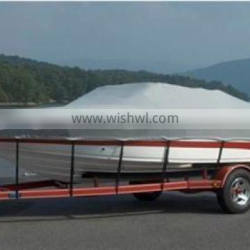 manufacturer supplied directly nylon/polyester/cotton boat cover