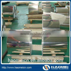 China Manufacturer Self Adhesive 18 Micron Thickness Aluminum Foil Bubble Insulation Sheet
