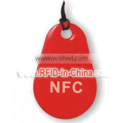 2015 Most Popular Passive RFID Tag for Entrance Ticket