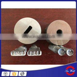 Rotary tablet press punch die set,ZP12 tablet press molds