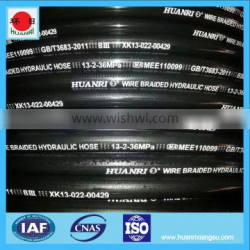 top quality hydraulic rubber hose