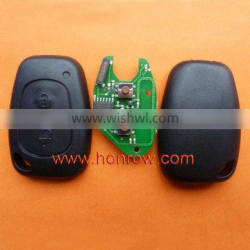 renault clio 2&Kangoo 2 button remote key with 433Mhz and 7947 Chip (Before 2000 year car)