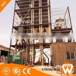 Strongwin 10t/h chicken animal feed pellet making line for sale