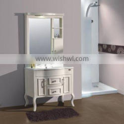 Mirrored Cabinets Type and Modern,Elegant Style lamxon bathroom cabinet