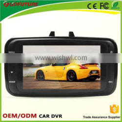 Factory OEM car side mirror camera with night vision and G-sensor