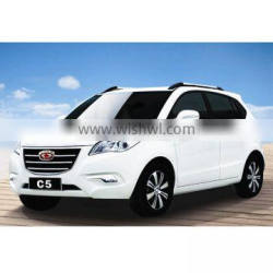New High speed Li-ion battery Passengers SUV Electric car for new year 2016