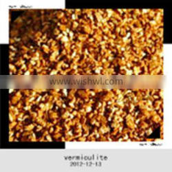 0.3-1mm golden expanded vermiculite