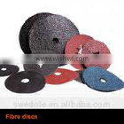 Silicon carbide fiber disc for stone