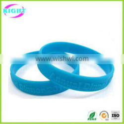personalized silicone wristband unit