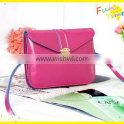 wholesale fashion woman leather wallet with factory price