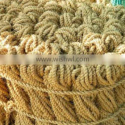 Eco friendly coir fiber rope from India