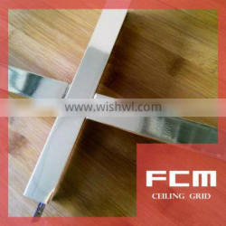 Factory directly selling sliver metal t bar