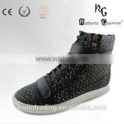 factory manufacture stylish new design sneaker