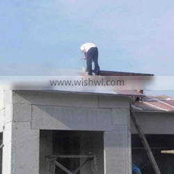 EPS composite light weight cement board