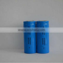 3.2V 3000mAh 26650 LiFePO4 Lithium ion Rechargeable Batteries