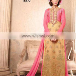 Designer Salwar Suits Selecting Different Materials Well