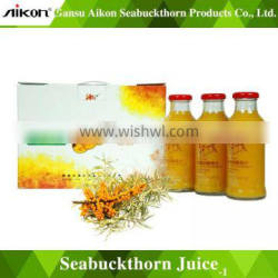 provide big discount with the best service Sea buckthorn Fruit Drink