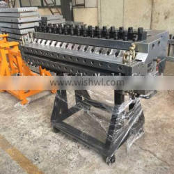 2016 China extrusion mould specialist bricks trays mould