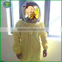Hot selling heavy duty cotton excellent quality bee protection bee protective coat