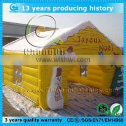 Outdoor inflatable tent for party , inflatable party tent