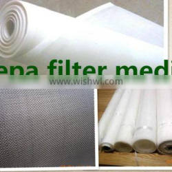 PTFE membrane air filter cartridge for thermal power and powder coating