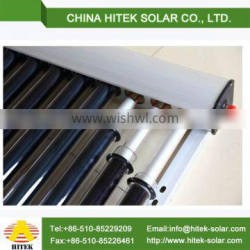 plate laser welding process separated pressure collector