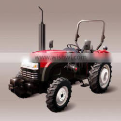2WD&4WD, Belt transmission cheap farm tractor matched lawn mower 25HP