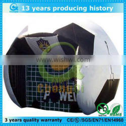 cheap inflatable football game for sale inflatable football toss game