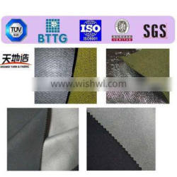 Fire repellent fabrics with aluminium foil|meta aramid fabrics and para aramid fabrics with aluminium foil