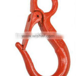 tow e-hook forged slender body hook