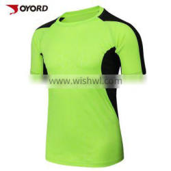 wholesale style training fitness soccer jersey