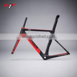 Newest AERO Frame in 2016,full Carbon Road bicycle frame R8