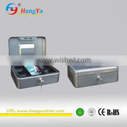 reliable manufacturer money safe for sale , cash safe case/box with CE certificate
