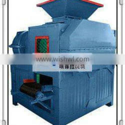 Oval-shaped Coal or Charcoal Briquette Machine