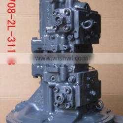 New PC300-7 Excavator Main Pump,PC400LC PC400 PC400LC-3 hydraulic pump assy,708-27-01010, 708-2G-00024,708-27-02020