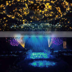 8&facet prism,wholesale beam spot light(3In1),factory making,perfect show events effects