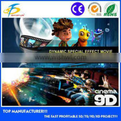 9d Cinema,7d/11d/12d/xd Movie Motional Seats System Product on Alibaba.com