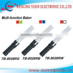 multi-function led traffic wands
