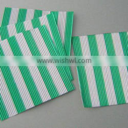 Double Color Designed Corrugated Aluminum Foil Wrapping for Chocolate