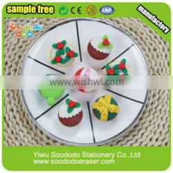 Chinese food shaped TPR cool eraser
