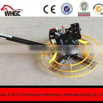 WH-S100D road surface finishing machine