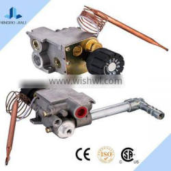 Gas oven thermometer/halogen oven thermostat