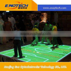 led couch table interactive white board games
