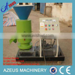 Easy operation customer satisfied california pellet mill for sale