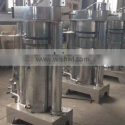 High Oil Yield Simple Operation Automatic Hydraulic Cold Olive/Avocado Oil Press Machine