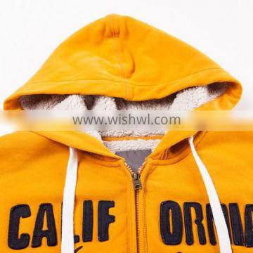 Wholesale Mens Cotton Fleece Embroidered Hoodies,Oem Casual Fleece Zipper Up Hoodies For Men