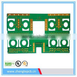 PCB EMS Manufacturing HASL Surface Finish PCB ENIG White Silkscreen